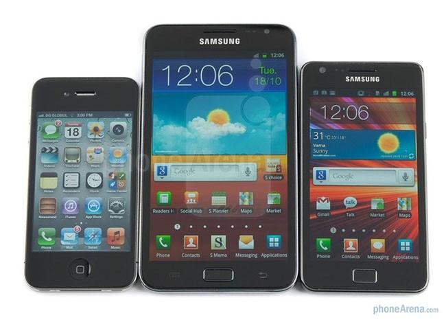 10 smartphone làm nên tên tuổi cho Samsung ảnh 7