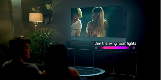 Samsung và LG đang biến tivi của mình thành sản phẩm cực thông minh như thế nào ảnh 8