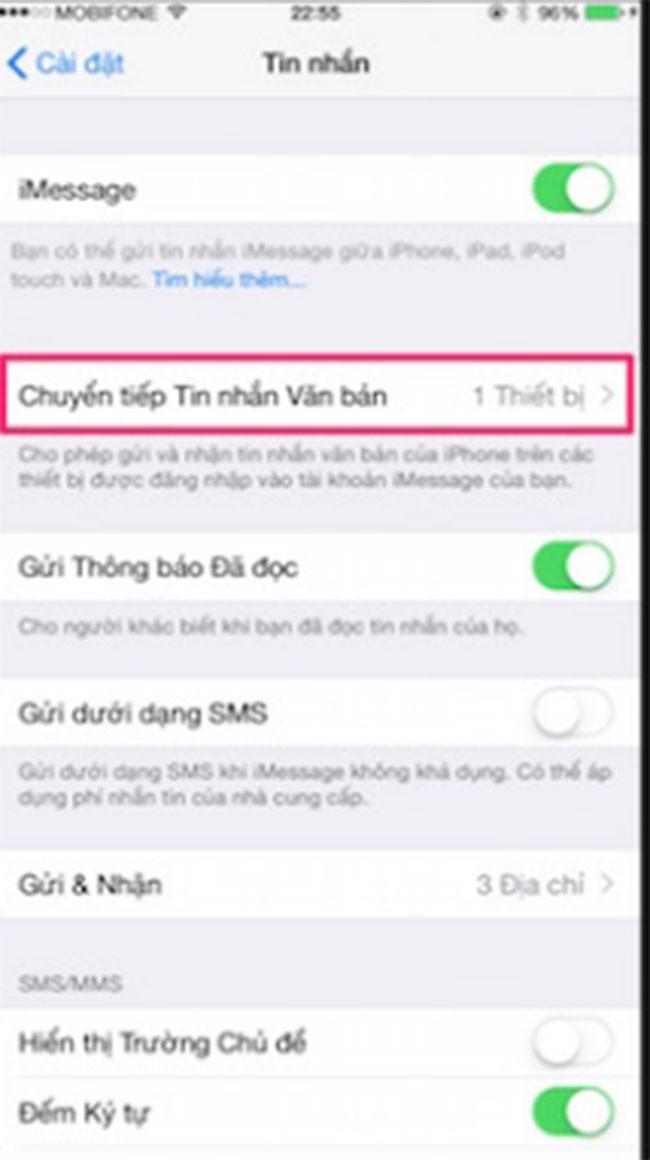 5 mẹo bảo mật tin nhắn dành cho iPhone của bạn ảnh 2