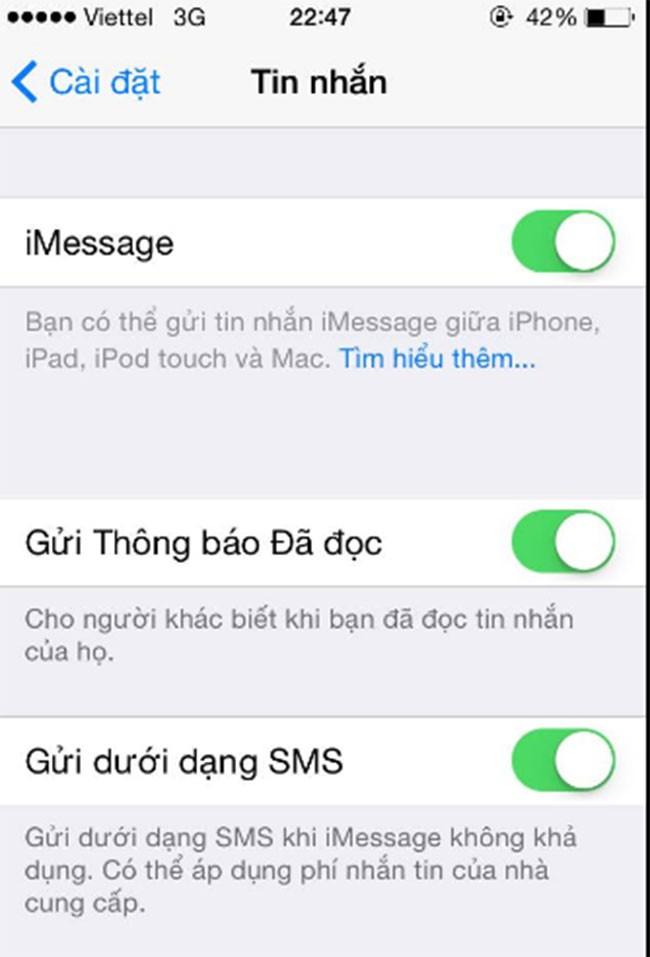 5 mẹo bảo mật tin nhắn dành cho iPhone của bạn ảnh 5