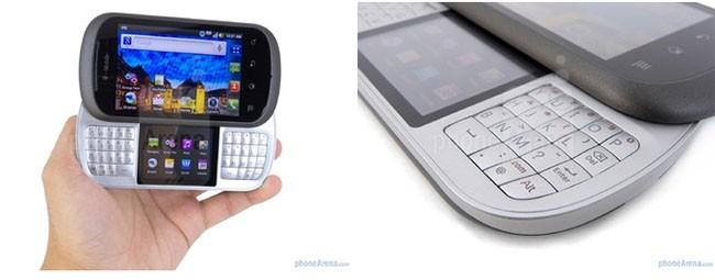 """Tổng hợp 10 điện thoại với thiết kế bàn phím """"hài hước"""" nhất thế kỷ ảnh 1"""