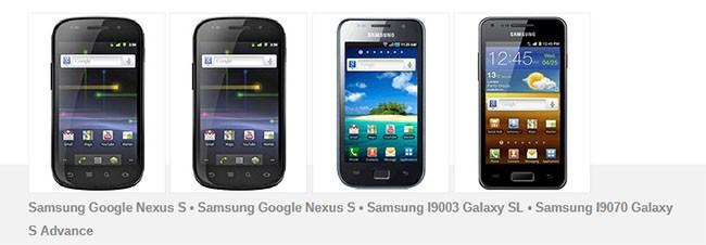 Câu chuyện về dòng Galaxy S ít ai biết đến ảnh 2