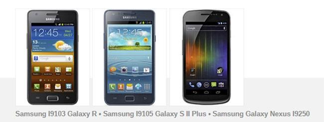 Câu chuyện về dòng Galaxy S ít ai biết đến ảnh 3