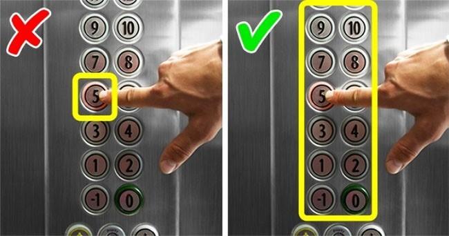 Làm thế nào để thoát khỏi thang máy bị kẹt khi không có trợ giúp? ảnh 5