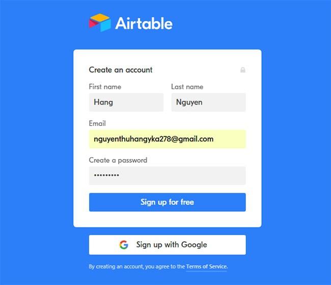 """Cách dùng Airtable - ứng dụng đang """"nổi như cồn"""" tại Thung lũng Silicon ảnh 1"""