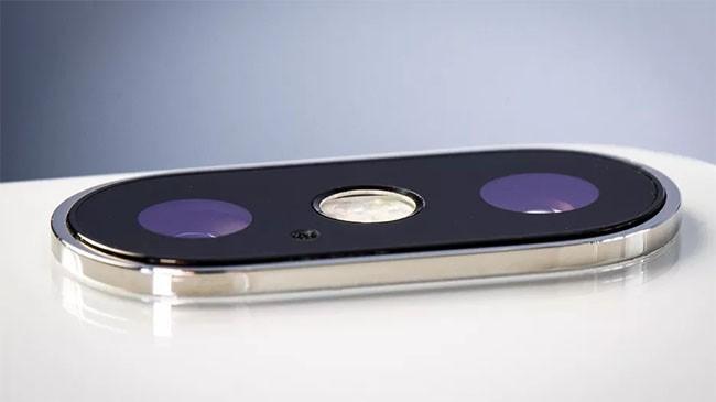 """Những hình ảnh """"bất ngờ"""" về iPhone X dưới ống kính macro ảnh 12"""