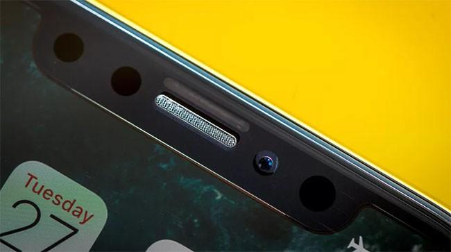 """Những hình ảnh """"bất ngờ"""" về iPhone X dưới ống kính macro ảnh 5"""