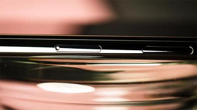 """Những hình ảnh """"bất ngờ"""" về iPhone X dưới ống kính macro ảnh 10"""