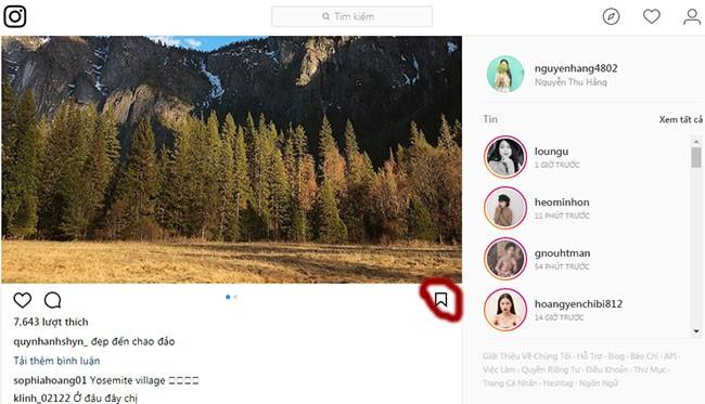 Tải ảnh từ Instagram về máy bằng cách nào? ảnh 1