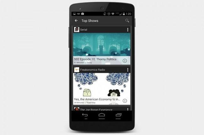 Cách tải và sử dụng Podcast trên Android hoặc iOS ảnh 8