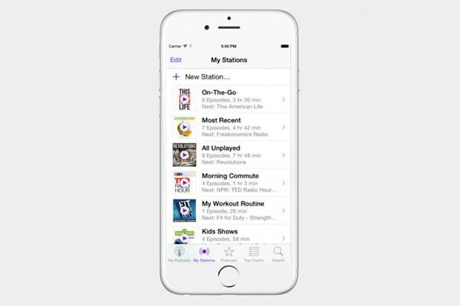Cách tải và sử dụng Podcast trên Android hoặc iOS ảnh 9