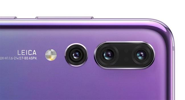 iPhone năm 2019 sẽ có cụm camera 3 ống kính? ảnh 1