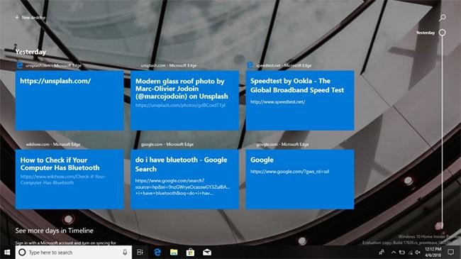 7 tính năng tốt nhất trong bản cập nhật Windows 10 Spring Creators ảnh 1