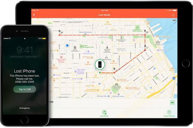 """Làm thế nào để tìm lại smartphone bị """"thất lạc""""? ảnh 4"""