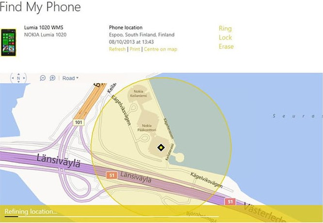 """Làm thế nào để tìm lại smartphone bị """"thất lạc""""? ảnh 5"""