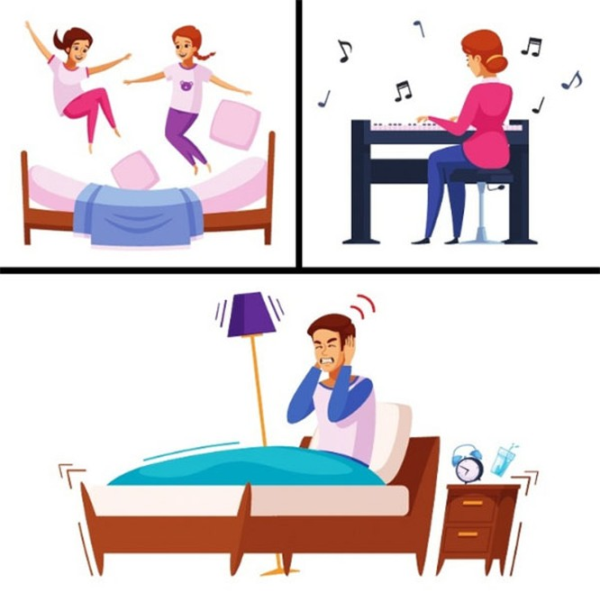 7 nguyên nhân khiến nhiều người không thể ngủ lại sau khi tỉnh dậy vào lúc nửa đêm ảnh 2