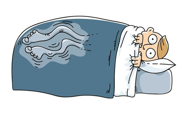 7 nguyên nhân khiến nhiều người không thể ngủ lại sau khi tỉnh dậy vào lúc nửa đêm ảnh 4
