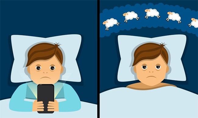 7 nguyên nhân khiến nhiều người không thể ngủ lại sau khi tỉnh dậy vào lúc nửa đêm ảnh 7