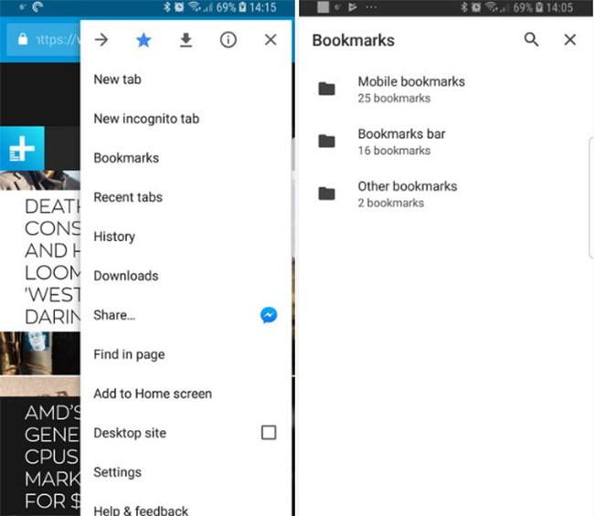 Cách chuyển đường link các trang web từ Google Chrome trên PC sang smartphone Android ảnh 3