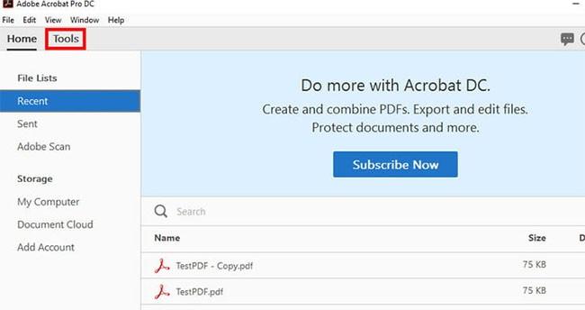 1001 cách giúp bạn kết hợp nhiều file PDF với nhau! ảnh 1