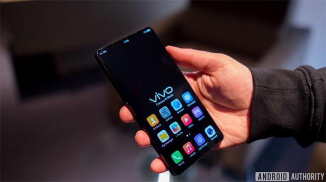 """Tiết lộ công nghệ smartphone không viền """"bá đạo"""" của Vivo ảnh 2"""