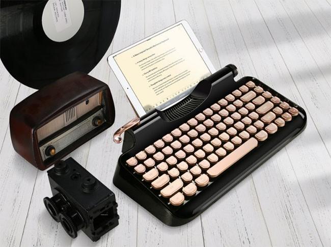 Trải nghiệm bàn phím đẹp nhất nhì thế giới – vừa cổ điển, vừa hiện đại! ảnh 3