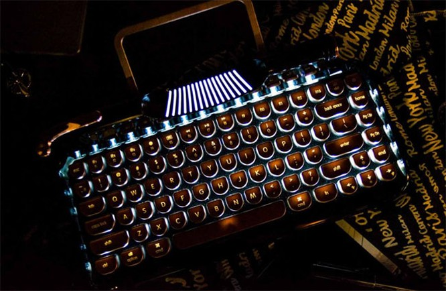Trải nghiệm bàn phím đẹp nhất nhì thế giới – vừa cổ điển, vừa hiện đại! ảnh 6