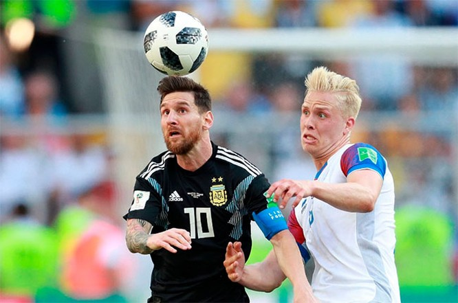 """""""Sởn da gà"""" khi xem ảnh 7 trận đấu vòng bảng World Cup 2018 ảnh 22"""