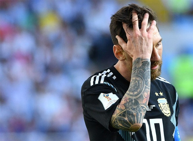 """""""Sởn da gà"""" khi xem ảnh 7 trận đấu vòng bảng World Cup 2018 ảnh 23"""