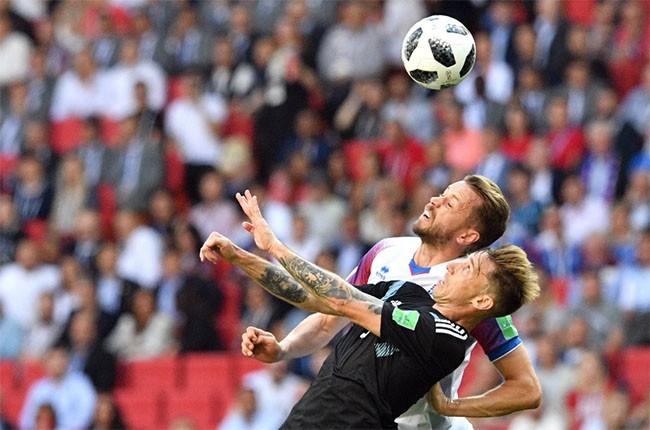 """""""Sởn da gà"""" khi xem ảnh 7 trận đấu vòng bảng World Cup 2018 ảnh 24"""