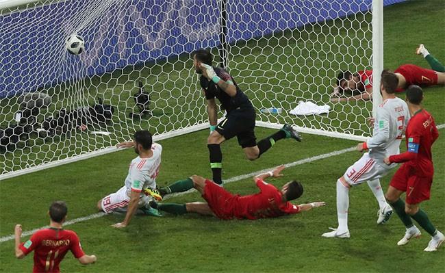 """""""Sởn da gà"""" khi xem ảnh 7 trận đấu vòng bảng World Cup 2018 ảnh 33"""