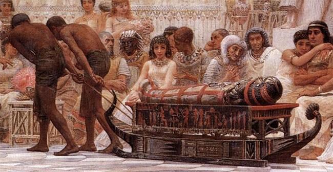 Ngỡ ngàng trước sự thật ít ai biết đến về cuộc sống của người Ai Cập cổ đại ảnh 2