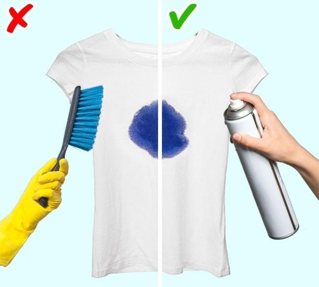 """11 mẹo """"thần thánh"""" giúp quần áo luôn trắng sạch, thơm tho ảnh 3"""