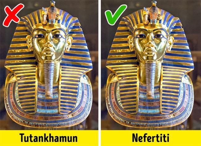 """""""Té ngửa"""" trước 4 sự thật về Kim tự tháp Ai Cập và các vị Pharaoh ảnh 1"""