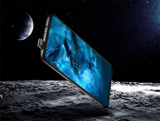"""Top 5 smartphone Android với màn hình siêu """"sexy"""" khác hoàn toàn iPhone X ảnh 1"""