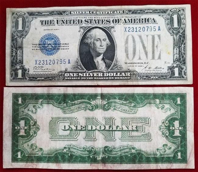Đồng đô la Mỹ đã thay đổi như thế nào qua các năm? ảnh 12
