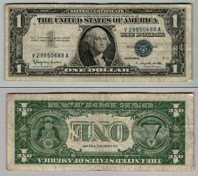 Đồng đô la Mỹ đã thay đổi như thế nào qua các năm? ảnh 13