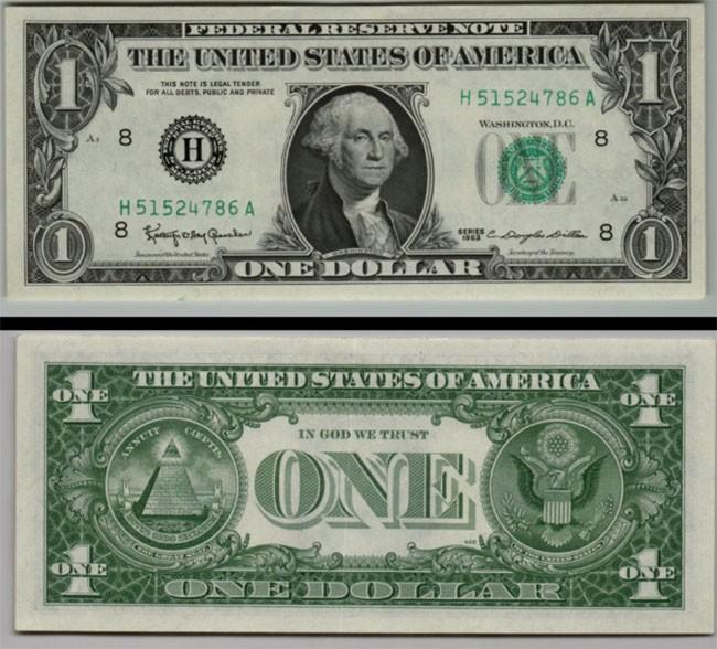Đồng đô la Mỹ đã thay đổi như thế nào qua các năm? ảnh 14