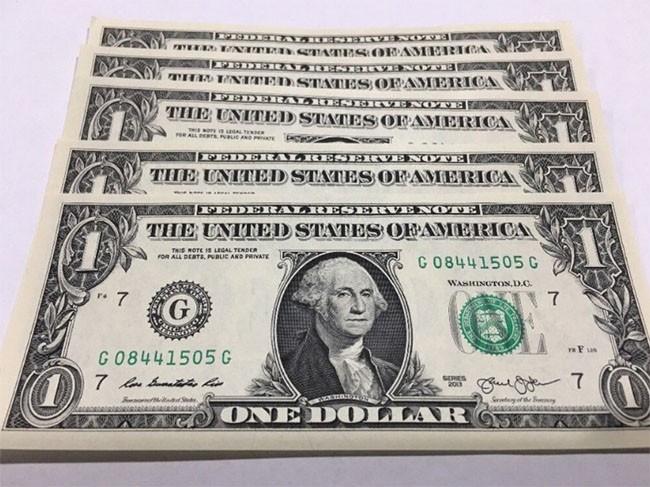 Đồng đô la Mỹ đã thay đổi như thế nào qua các năm? ảnh 15