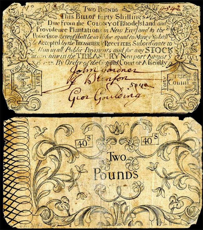 Đồng đô la Mỹ đã thay đổi như thế nào qua các năm? ảnh 2