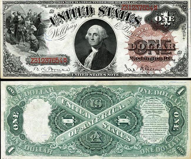 Đồng đô la Mỹ đã thay đổi như thế nào qua các năm? ảnh 9