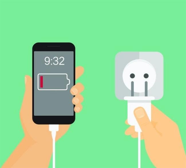 4 thói quen sai lầm về cách sạc pin smartphone mà bạn nên sửa đổi ảnh 1