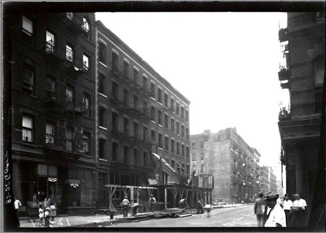 """Những bức ảnh """"không tưởng"""" về thành phố New York trước kia ảnh 21"""