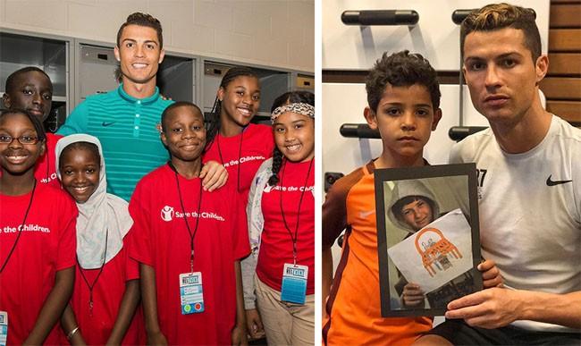 9 lý do tại sao Cristiano Ronaldo có nhiều người hâm mộ đến vậy! ảnh 2