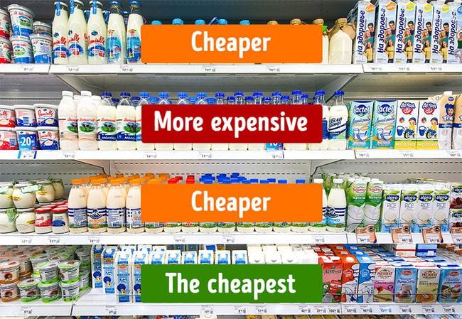 9 mẹo để trở thành người tiêu dùng thông minh khi mua sắm trong siêu thị ảnh 6