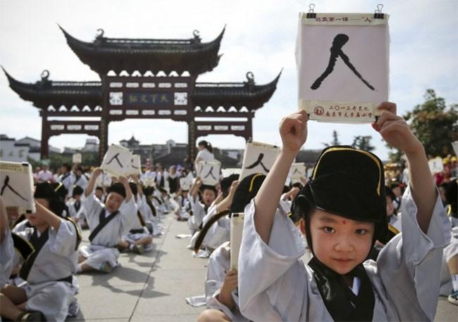 """10 sự thật """"gây sốc"""" về nền giáo dục ở Trung Quốc ảnh 5"""