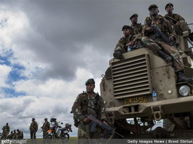 9 quân đội với những kỷ luật nghiêm khắc nhất trên thế giới ảnh 8