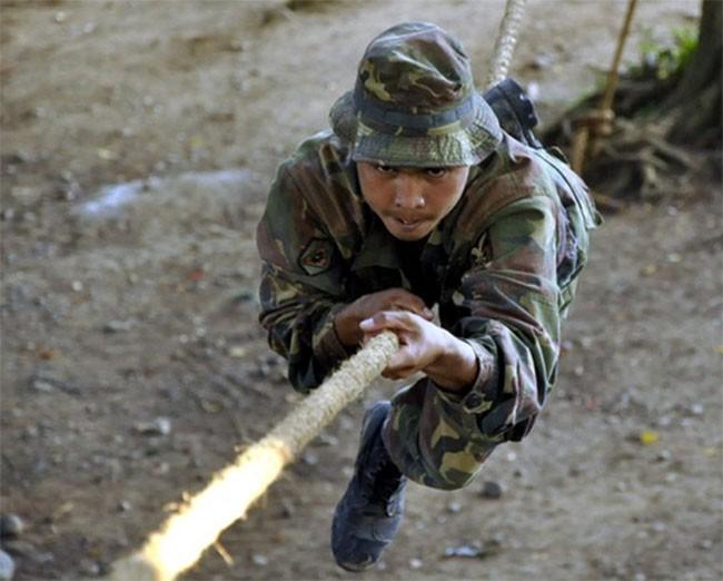 9 quân đội với những kỷ luật nghiêm khắc nhất trên thế giới ảnh 1