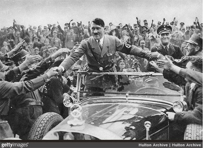 8 sự thật về Hitler có thể bạn chưa biết ảnh 6