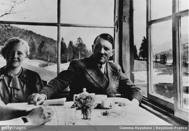 8 sự thật về Hitler có thể bạn chưa biết ảnh 2